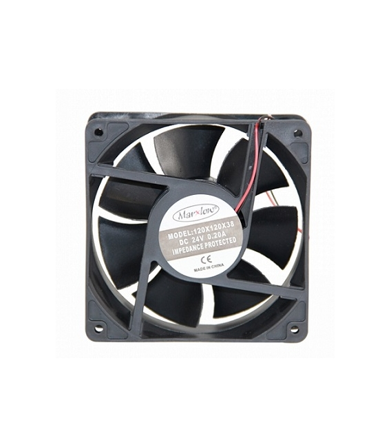 Marxlow, 120X120X38 24VDC 0.20A Fan