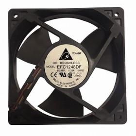 Delta EFC1248DF, 120X120X32 48VDC 0.33A Fan