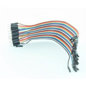 20cm Erkek/Dişi Jumper Kablo