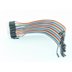 30cm Erkek/Dişi Jumper Kablo