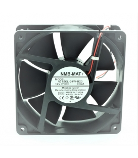 4715KL-04W-B20, 120X120X38mm 12VDC 0.52A 2 Kablolu Fan