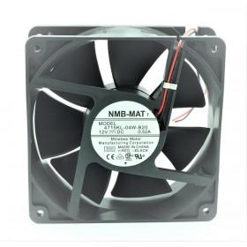 4715KL-04W-B20, 120x120x38mm 12VDC 0.52A 2 Kablolu Fan