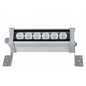 6W 17cm Beyaz 12/24VDC Wallwasher, 5° Açılı, 6W Wallwasher