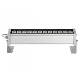 12W 32cm Beyaz 12/24VDC Wallwasher, 15° Açılı