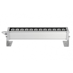 12W 32cm Beyaz 12/24VDC Wallwasher, 20° Açılı