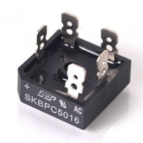 SKBPC5016, 50A 1600V Köprü Diyot