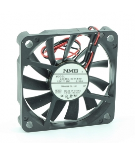 2404KL-04W-B50, 60x60x10mm 12VDC 0.35A 2 Kablolu Fan