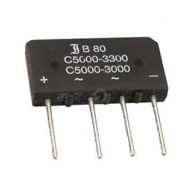 B80C5000, 160V 5.0A Köprü Diyot