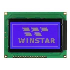 WG12864A-TMI-VN, 128x64 Mavi Grafik LCD