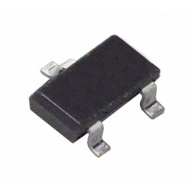 BC858, SOT-23 Transistör