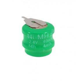 Power-Xtra, 2.4V Ni-Mh 40 Mah 2 Pin Buton Pil