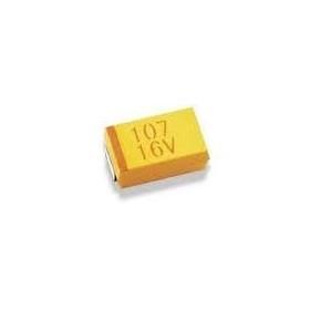 15uF 35V, D Case SMD Tantal Kapasitör