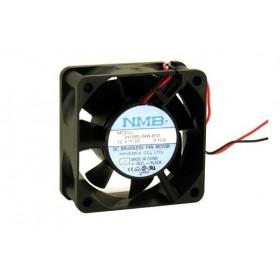 2410ML-04W-B10, 60X60X25mm 12VDC 0.10A 2 Kablolu Fan