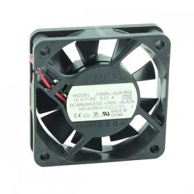 2406KL-04W-B50, 60X60X15mm 12VDC 0.21A 2 Kablolu Fan