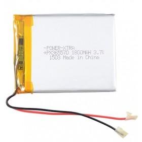 PX365570, Power-Xtra 3.7V 1800mAh Li-Polymer Pil
