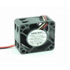 1608KL-04W-B20, 12VDC 0.08A 3 Kablolu Fan