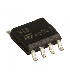 LM358DT, LM358, SOIC-8 SMD Entegre