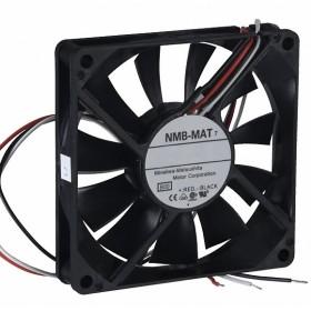 3106KL-05W-B59, 80x80x15mm 24VDC 0.12A 3 Kablolu Fan
