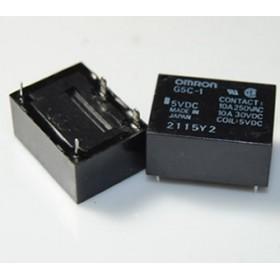 G5C-1-5VDC, 5VDC 10A Röle