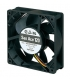 9G1224G1011, 120x120x38mm 24VDC 0.50A 3 Kablolu Fan