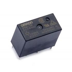 G5Q-14 DC12, 12VDC 10A 1 Form C Röle