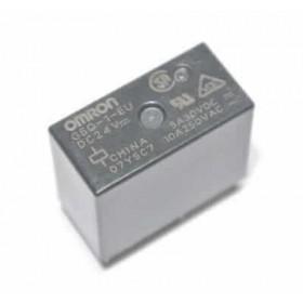 G5Q-1-EU-DC24, 24VDC 10A SPDT (1 Form C) Röle