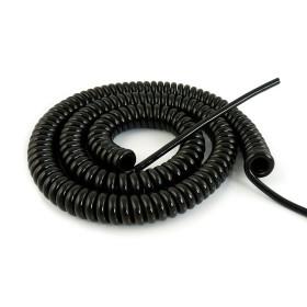 16x0.22mm 100cm Spiral Kablo
