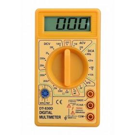 DT-830D, Dijital Multimetre