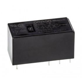 G2RL-2 24VDC, 24VDC 8A DPDT (2 Form C) Röle