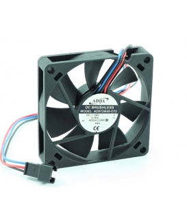AD0724HB-D72, 70x70x15mm 24VDC 0.16A 3 Kablolu Fan