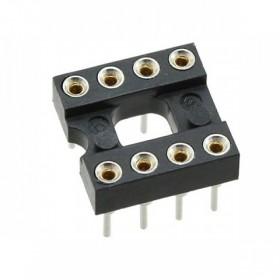 8 Pin (2x4) Precision Entegre Soketi