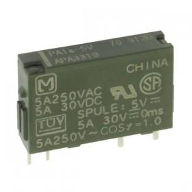 PA1a-5V, 5VDC 5A SPST-NO (1 Form A) Röle