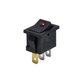 AF118B, Yükseltici Anahtarı Nokta Işıklı 220V 3P 0-1