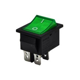 AF104-Y, Geniş Işıklı Anahtar Yeşil