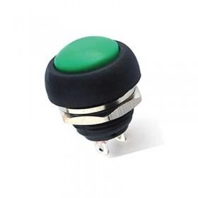 AF184-Y, Plastik Buton PBS33B Yeşil