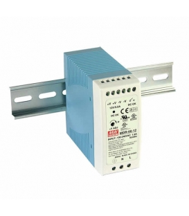 MDR-60-5, 5VDC 10.0A Ray Montaj SMPS, MeanWell