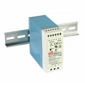 MDR-60-48, 48VDC 1.25A Ray Montaj Güç Kaynağı, MeanWell