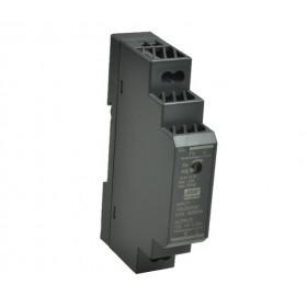 HDR-15-48, 48VDC 0.32A Ray Montaj Güç Kaynağı, MeanWell