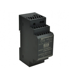 HDR-30-12, 12VDC 2.00A Ray Montaj SMPS, MeanWell
