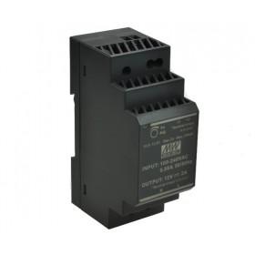 HDR-30-48, 48VDC 0.75A Ray Montaj Güç Kaynağı, MeanWell