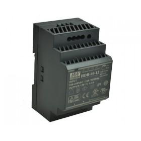 HDR-60-48, 48VDC 1.25A Ray Montaj Güç Kaynağı, MeanWell