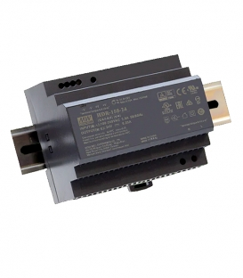 HDR-150-12, 12VDC 11.3A 135W Ray Montaj SMPS, MeanWell