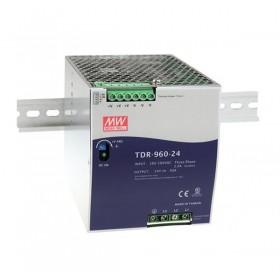 TDR-960-48, 48VDC 20.0A Trifaze Güç Kaynağı, MeanWell