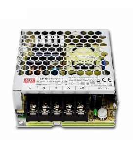 LRS-35-5, 5VDC 7.0A 35W SMPS, MeanWell