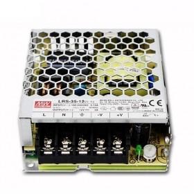 LRS-35-48, 48VDC 0.8A 38W Güç Kaynağı, MeanWell