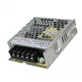 LRS-50-12, 12VDC 4.2A 50W Güç Kaynağı, MeanWell