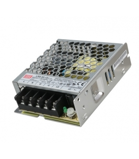 LRS-50-15, 15VDC 3.4A 51W SMPS, MeanWell