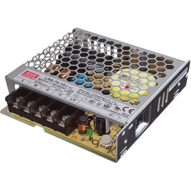 LRS-75-48, 48VDC 1.6A 77W Güç Kaynağı, MeanWell