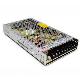 LRS-200-12, 12VDC 17.0A 204W Güç Kaynağı, MeanWell