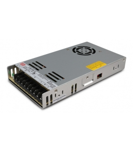 LRS-350-24, 24VDC 14.6A 350W SMPS, MeanWell
